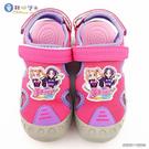 童鞋城堡-偶像學園 透氣款 護趾運動涼鞋 ID4418 桃