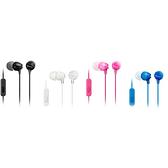 (正品公司貨附保卡) SONY MDR-EX15AP SmartPhone 智慧型手機專用 入耳式耳機附通話麥克風