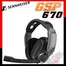 [ PC PARTY  ]  預計12月中到貨  森海塞爾 Sennheiser GSP 670 Wireless 無線耳機