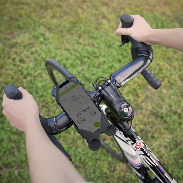 【Bone】單車手機揚聲器Bike Tie Speaker-黑色