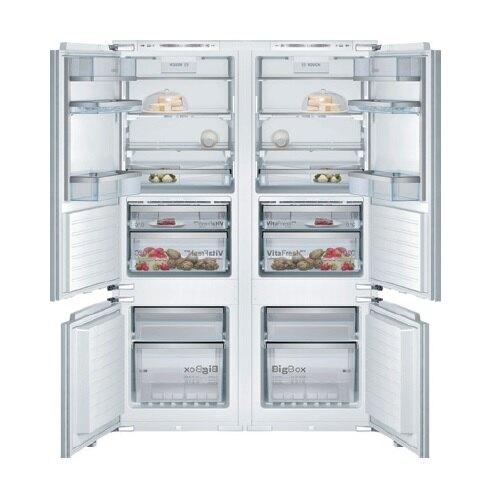 【得意家電】BOSCH 博世 BTWPRF18BP 崁入式 對開四門冰箱(上冷藏下冷凍)