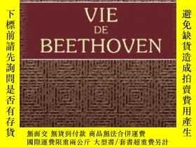二手書博民逛書店Vie罕見De BeethovenY362136 Romain Rolland Adamant Media C