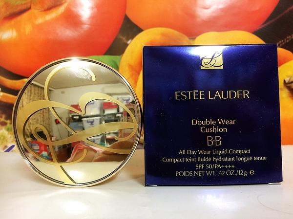 Estee Lauder雅詩蘭黛 粉持久超級無瑕氣墊粉餅SPF50 PA+++12g  #62, ☆百貨專櫃正貨☆