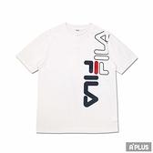 FILA 男女 圓領T(短)-1TEV1502WT