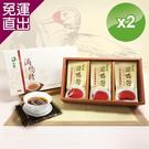 鮮味嚴選 滴鴨精禮盒-2盒組(60ml1...