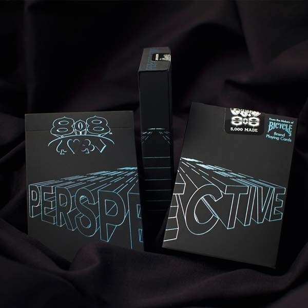 【USPCC撲克館】Bicycle perspective playing cards