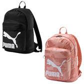 Puma 彪馬 男包 女包 新款學生書包 帆布包 時尚雙肩包 旅行背包 074799-01 074799-07