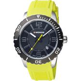 瑞士WENGER Roadster 速度系列 競速極限運動腕錶 01.0851.115