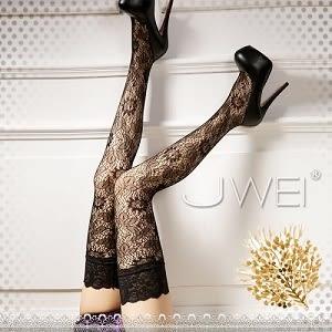 秘密性感蕾絲長筒網襪.性感絲襪造型網襪子情趣服裝鏤空襪薄紗花紋網紗柔緞美腿透視透膚簍空
