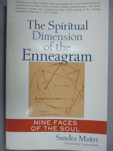 【書寶二手書T2/心理_ZES】The Spiritual Dimension of the Enneagram: Ni