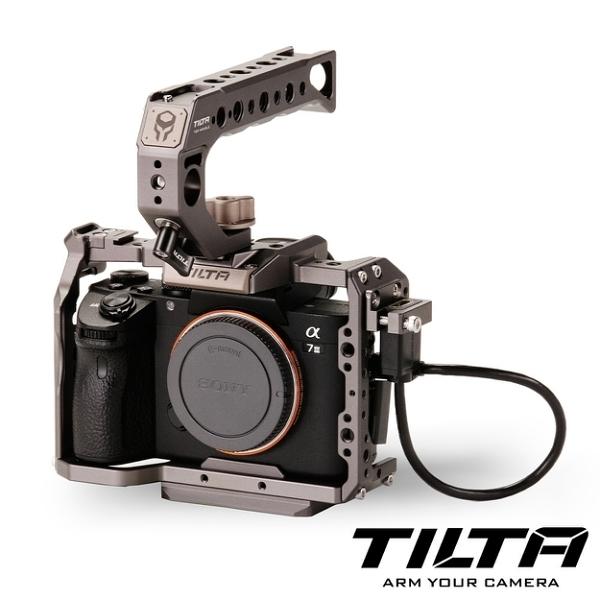 【聖影數位】TILTA 鐵頭 TA-T17 兔籠 承架 基本版 / Sony A7RIII A7RIV A9 適用 (TA-T17-A-G) 公司貨