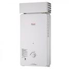 (全省安裝)林內10公升屋外自然排氣抗風型熱水器RU-A1021RF