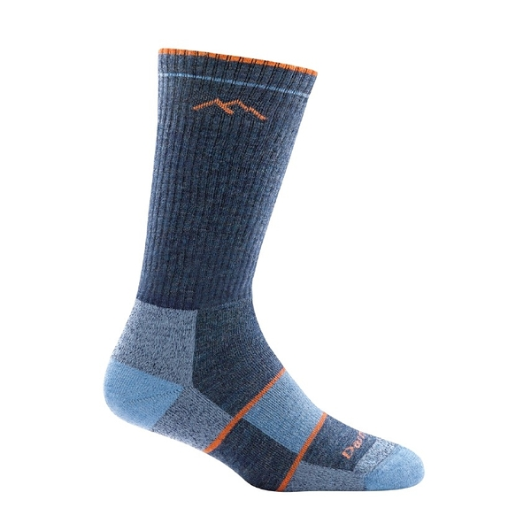 DarnTough Hiker Boot Sock Full Cushion 1908 女款登山健行羊毛襪 丹寧藍