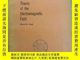二手書博民逛書店the罕見theory of the electromagnetic field(P090)Y173412