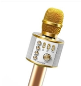 麥克風Amoi/夏新 K5全民k歌手機麥克風通用無線藍芽話筒家用唱歌神器音響 聖誕節