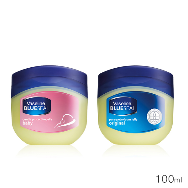 Vaseline 凡士林 身體潤膚膏 100ml 原始香味/嬰兒配方 款式可選【PQ 美妝】