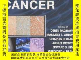 二手書博民逛書店Textbook罕見of Uncommon Cancer 英文原
