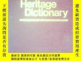 二手書博民逛書店美國傳統英語詞典罕見第2大學版Y9976 THE AMERICA