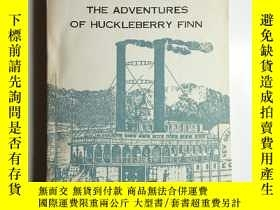 二手書博民逛書店Mark罕見Twain:The Adventures of Hu