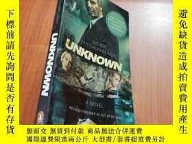 二手書博民逛書店Unknown罕見(Movie tie-in)[未知數]Y259