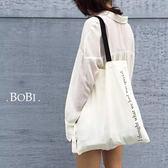 手提包 帆布包 手提袋 環保購物袋【SPGK13】 BOBI  11/10