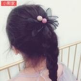 花朵蝴蝶結兒童髪繩大人少女皮筋女童髪飾