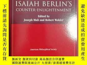 二手書博民逛書店Isaiah罕見Berlin s Counter-Enlight