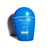 SHISEIDO 國際櫃 新豔陽‧夏水離子潤澤防曬乳SPF50 PA++++ 50ml