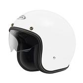 ZEUS 瑞獅安全帽,ZS-388,zs388,素色/白