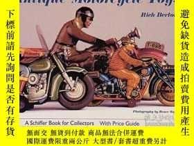 二手書博民逛書店Antique罕見Motorcycle ToysY346464