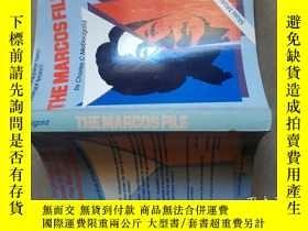 二手書博民逛書店the罕見marcos file(馬科斯文件)Y15270 外文