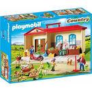 playmobil 提盒 農場_PM04...