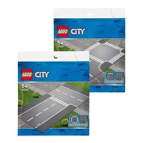 Lego 城市系列道路組