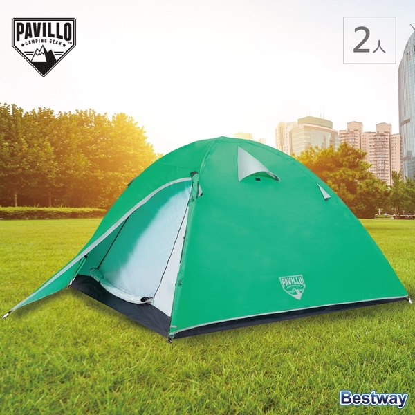 ★樂購王★ Pavillo Glacier Ridge 冰川嶺 2人帳篷【B0638】