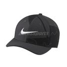 Nike 帽子 NSW Heritage86 Futura Washed 黑 灰 男女款 後扣調整 老帽 高爾夫球帽 運動休閒 【ACS】 CU9888-070