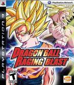 PS3 Dragon Ball: Raging Blast 七龍珠:迅猛炸裂(美版代購)