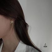 耳環女時尚耳釘氣質耳飾高級感超閃精致鋯石【愛物及屋】