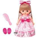 ◆ 內含可愛精緻的的變髮造型配件  ◆ 小美樂還可以跟小朋友一起泡澡,頭髮會遇熱會變粉紅色喔!