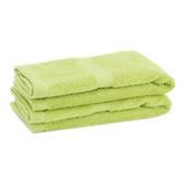 純棉飯店級方巾-橄欖綠【愛買】