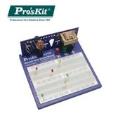 Pro sKit 寶工  BX-4123  1580圓孔麵包板 3T+2D