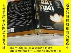 二手書博民逛書店THE罕見ART OF THE START(開始的藝術)Y212829