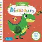 My First Touch And Find:Dinosaurs 我的第一本觸摸書:恐龍篇