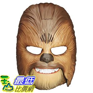 [美國直購] Star Wars B3226.00 星際大戰 丘巴卡面具 The Force Awakens Chewbacca Electronic Mask