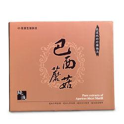 長庚生技 巴西蘑菇純液禮盒(12瓶) x1盒