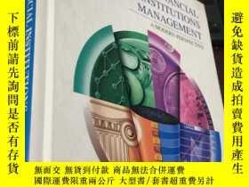 二手書博民逛書店FINANCIAL罕見INSTITUTIONS MANAGEMENT A MODERN PERSPECTIVE (