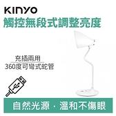 KINYO PLED-4185 大廣角LED檯燈
