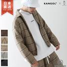 現貨KANGOL聯名寬版高爾夫夾克 薄夾...