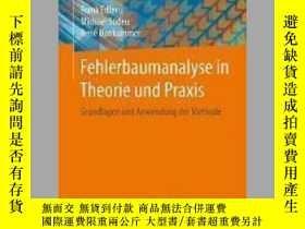 二手書博民逛書店Fehlerbaumanalyse罕見in Theorie Und PraxisY405706 Frank E