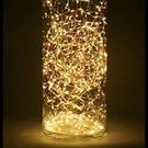 【BlueCat】室內裝飾銅線LED螢火蟲小燈串 電池 (2米20燈)