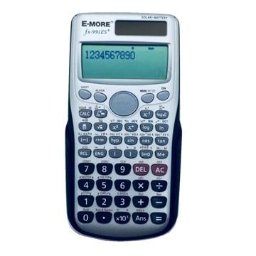 E-MORE工程計算機 FX-991ES+